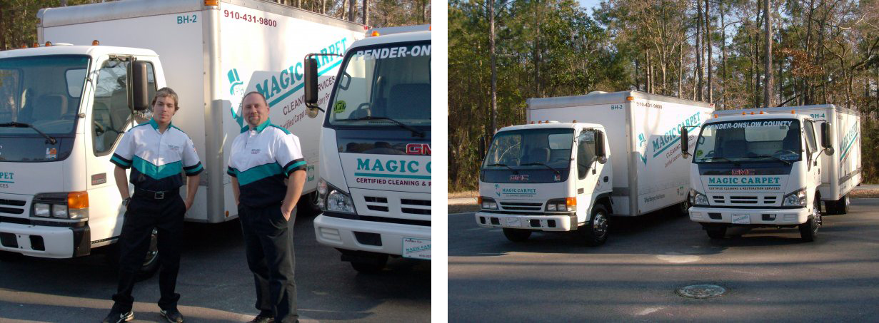 Carpet Cleaning  Hampstead  NC   Magic Carpet Cleaners